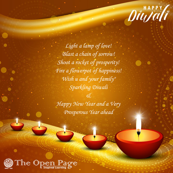diwali wishesh and prosperous new year